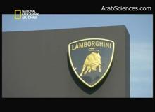مصانع عملاقة : لامبورغينى
