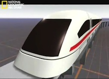 Megastructures trains future