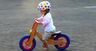 مقال – لماذا يجب أن تشتري دراجة بلا دواسات لأطفالك ؟