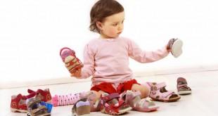 مقال – ما يجب مراعاته عند اختيار حذاء الطفل لتفادي تشوهات القدم