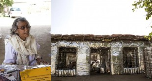 مقتطف - باكستانية تحول القمامة إلى منازل للفقراء