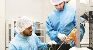 مركز محمد بن راشد للفضاء يختار 10 طلاب لدراسة علوم وهندسة الفضاء